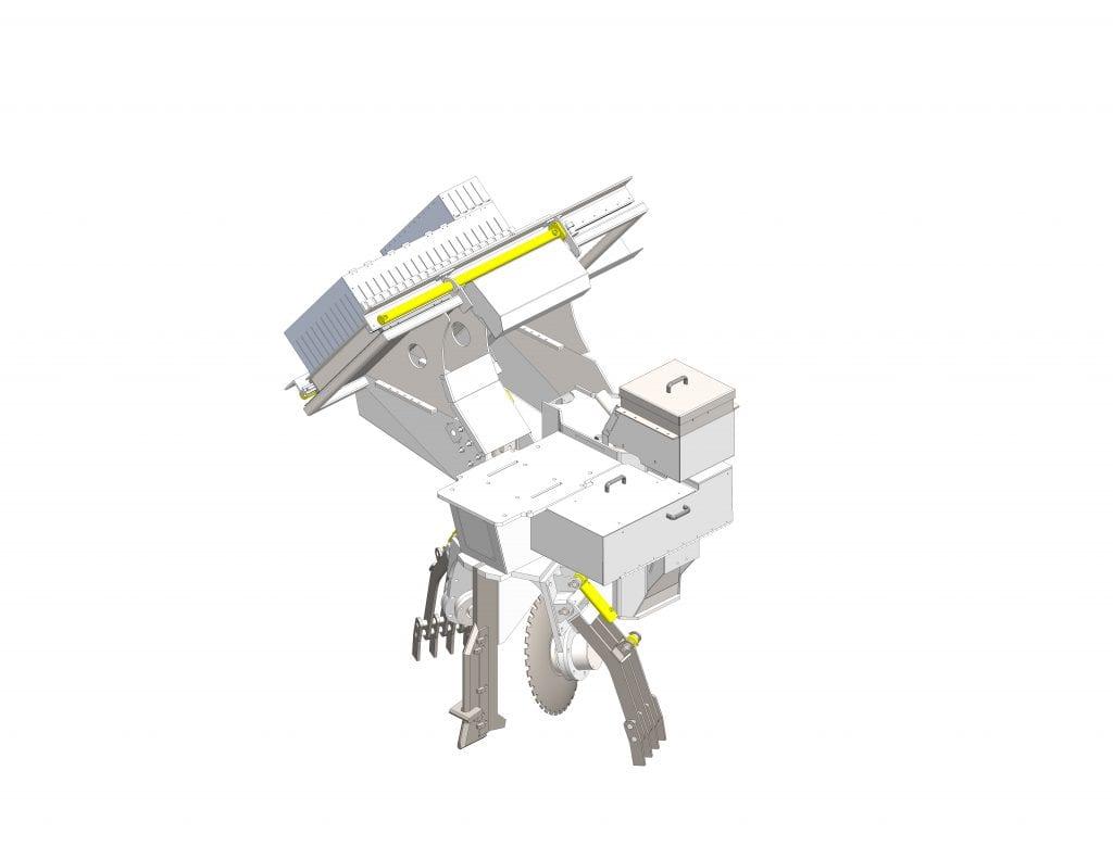SKB-240 Disco ripper